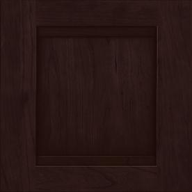 KraftMaid Sonata cabinets, available at Lowe's.